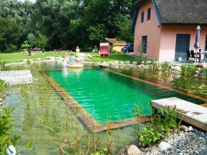 SwimmingTeich Lancken-Granitz